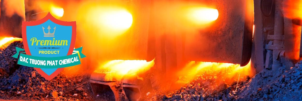 Đơn vị chuyên bán ( phân phối ) hóa chất luyện kim giá tốt | Cty cung cấp ( bán ) hóa chất tại TPHCM