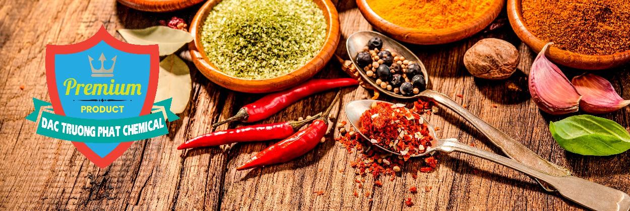 Nhà phân phối và bán sản phẩm phụ gia thực phẩm | Bán & cung cấp hóa chất tại TPHCM